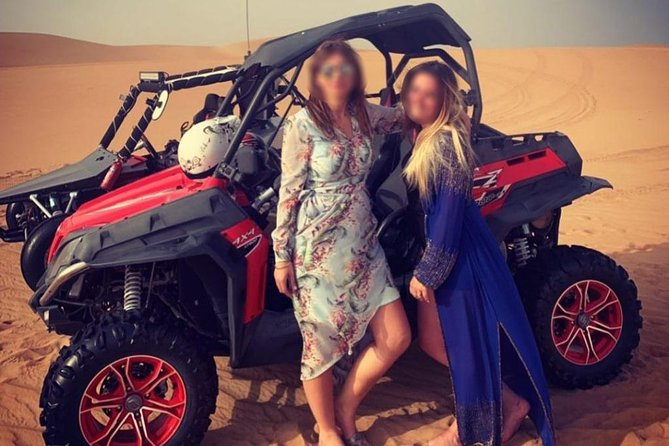 1 Hour Dune Buggy Dubai with 2 way Private Transfers from Dubai