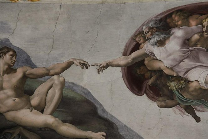 The Vatican Museum and Sixtine Chapel - GUIDED TOUR ENGLISH with fast entrance