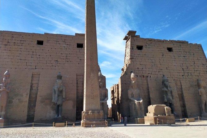 East Bank karnak and Luxor