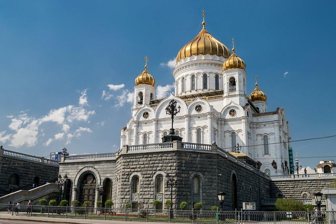 Private Tour: Main Places of Moscow History