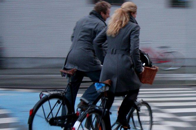 3 Hours Private Bike Tour in Copenhagen