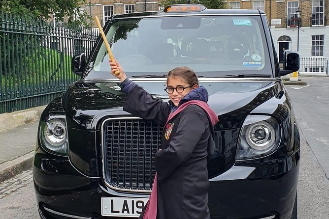 Harry Potter's Private London Taxi Tour