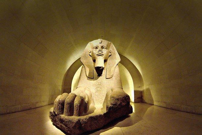 Louvre Museum : Egypt and Mesopotamia Private Tour