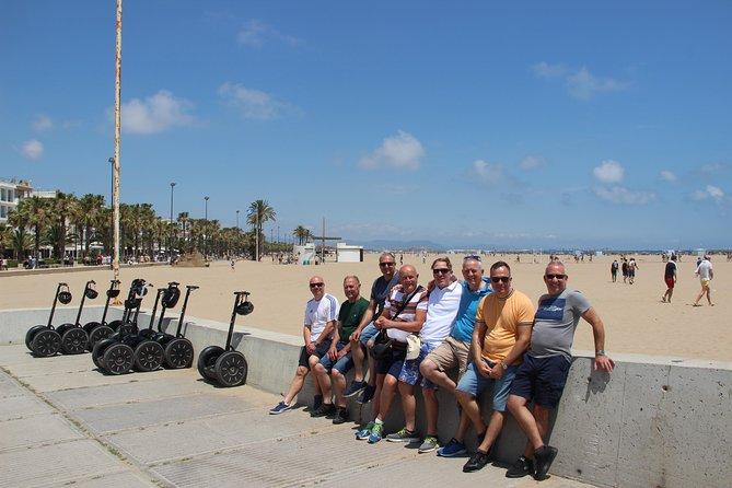 Grand Valencia Segway Tour + E-Scooters 24h