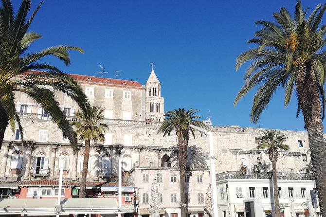 Jewish Heritage and Diocletian's Palace Walking Tour of Split