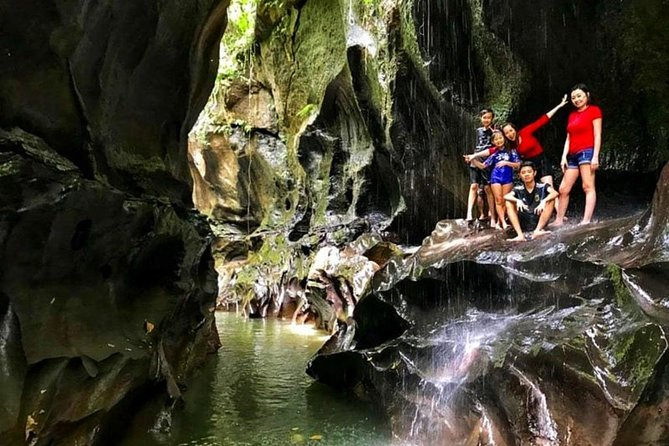 Hidden Canyon, Volcano and Rice Terrace Private Tour