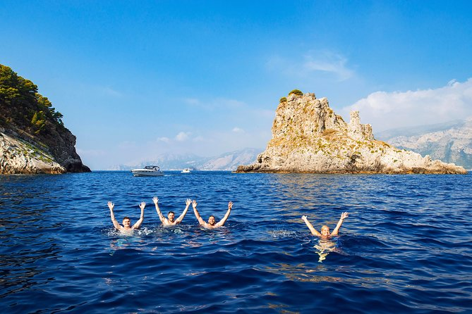 Capri Fun & Swim with Blue Grotto - Small Group from Sorrento photo 7