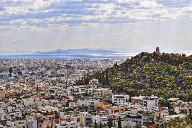 2 Hours Coffee and Ruins Walking Tour in Athina