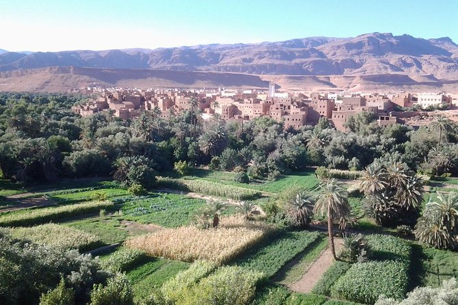 Routes totally tailor-made. Hiking and trekking through the Atlas
