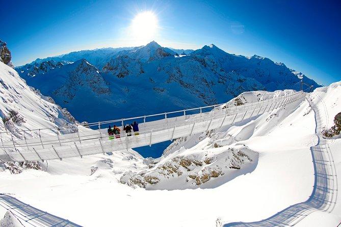 Luzern - Engelberg - Mount Titlis halve dag middag excursie