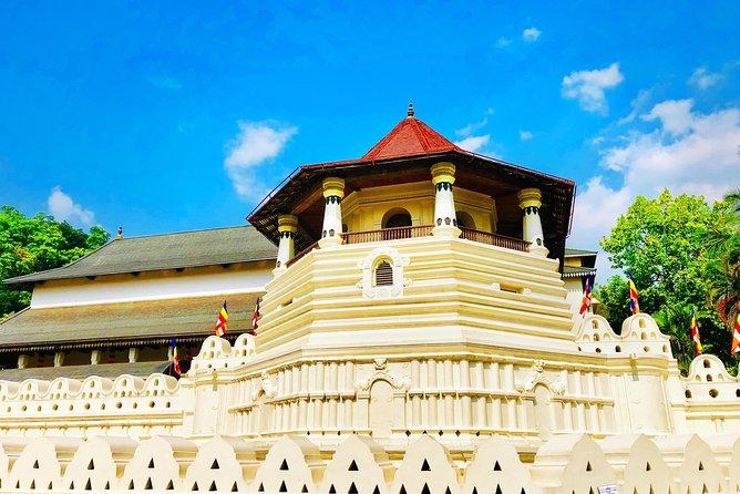 Kandy Day Tour from Sigiriya