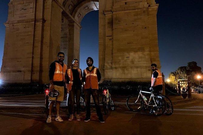 Delhi 3 HoursPrivate Starry Night Bike Tour