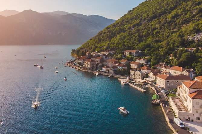Tour Kotor - Perast Old Town - Islands Our Lady of the Rocks - Every 2 hours