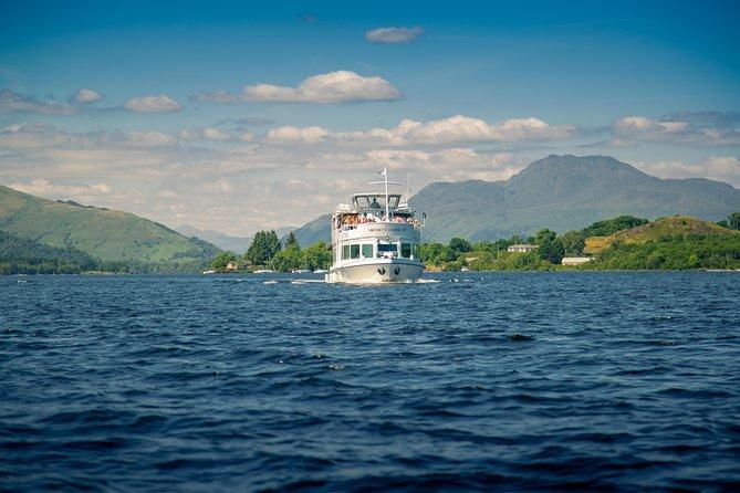 Loch Lomond Cruise. 1 Hour. Experience
