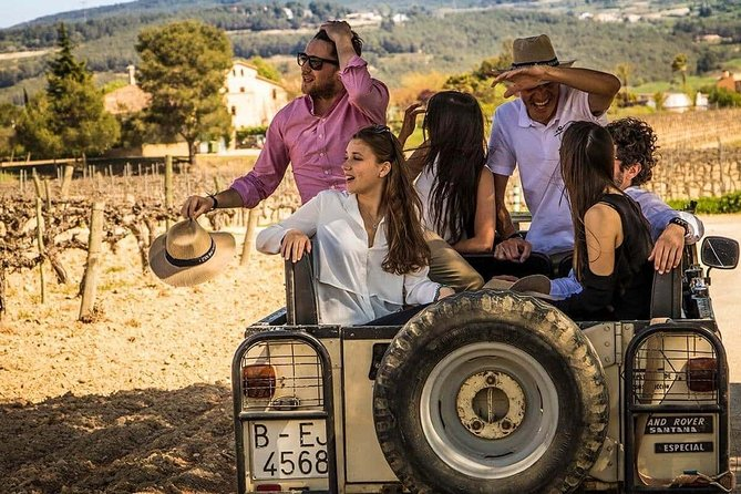 Winery Experience & Barcelona Night- Full Day Pack