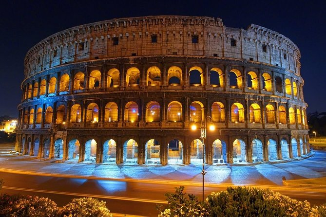 Rome by Night - Private Tour with Guide