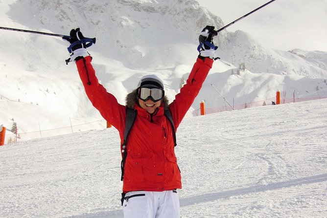 Snowboard and ski lessons