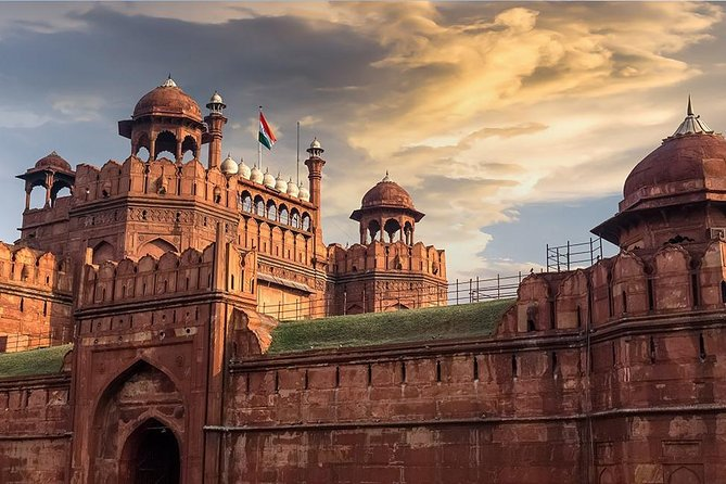 Red Fort Fast-Track Entry Ticket in Delhi