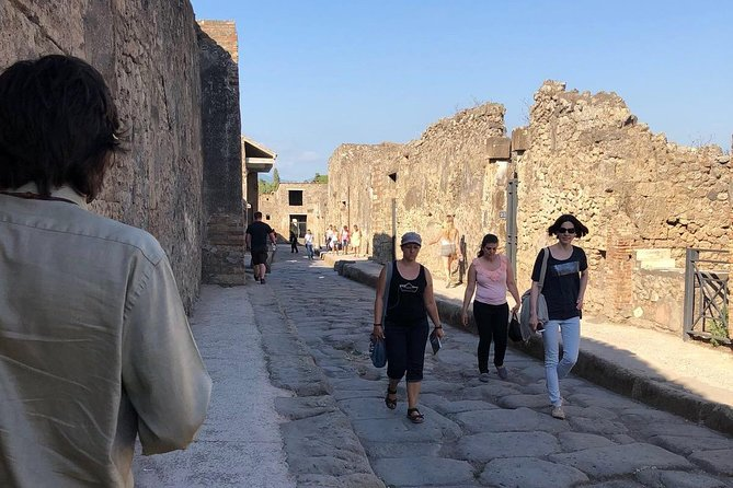 The Best of Pompeii and Herculaneum with an Expert Archaeologist photo 4
