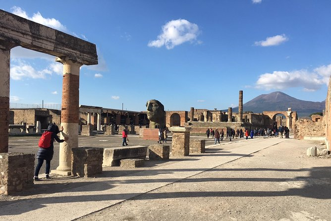 The Best of Pompeii and Herculaneum with an Expert Archaeologist photo 3