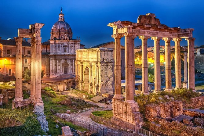 Rome by Night - Private Tour with Guide photo 3