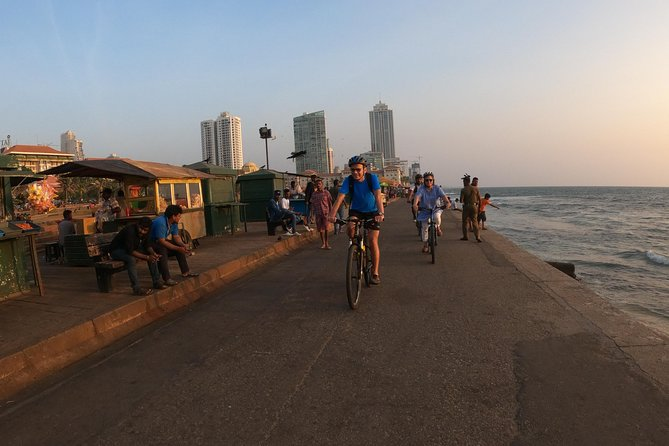 Night Cycling from Colombo