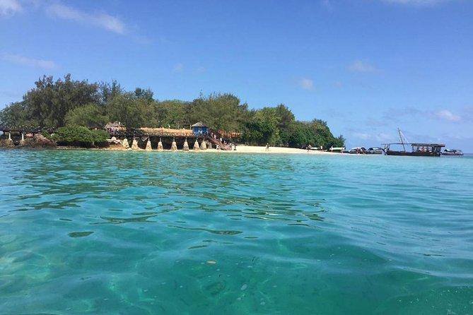 Prison Island - Changuu Island Private Tour and Snorkeling