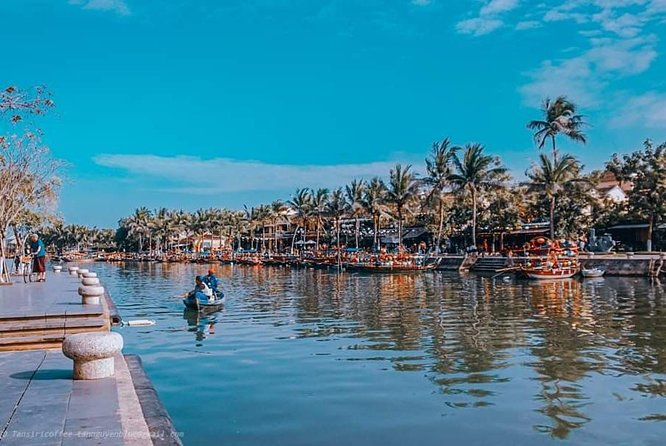 One Way pick up air port Danang/Danang city to Hoi An Transfers photo 10