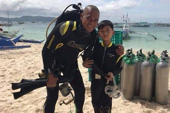 DiveGurus-PADI Bubblemaker (Kid's Discover Scuba Diving for 8-10yrs)