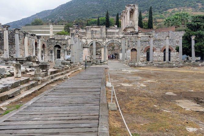 Private Tour 1 : Half Day Ephesus Tour