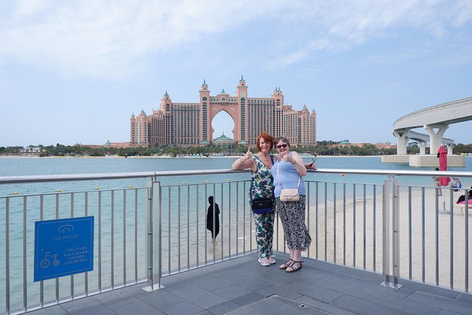 Historical and Modern Dubai: 4-Hour Tour & Museum Admission Dubai city tour 2A