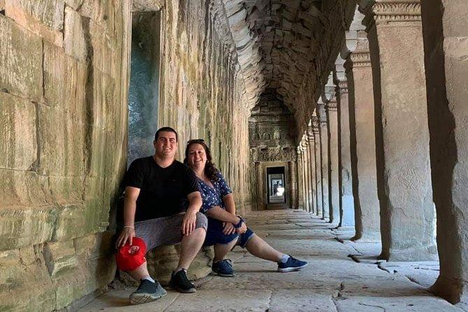 1 Day - Angkor wat Small Circle till Sunset