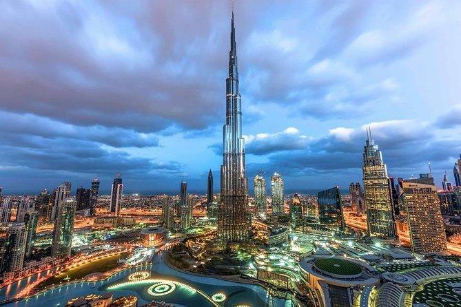 Dubai Exclusive:Burj Khalifa Entry Ticket With Transportation
