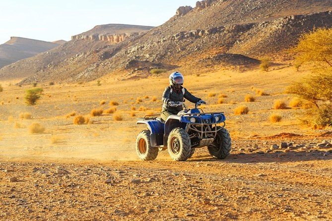 Half day quad biking in the Agafay desert