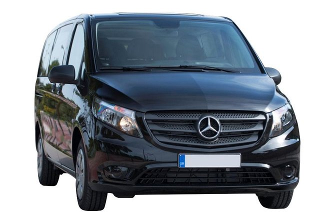 Private Transfer from Athens International Airport to Athens Center