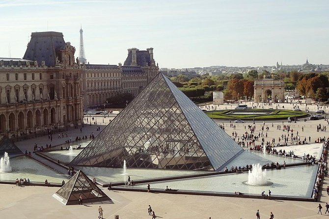 Shared Layover Tour in Paris from CGD Airport
