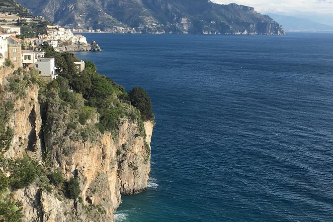 Private Transfer to Positano from Naples