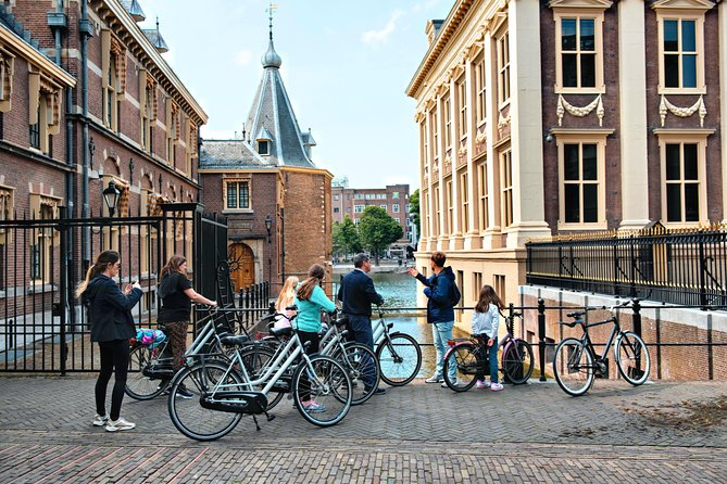 Highlights of The Hague Private Bicycle Tour