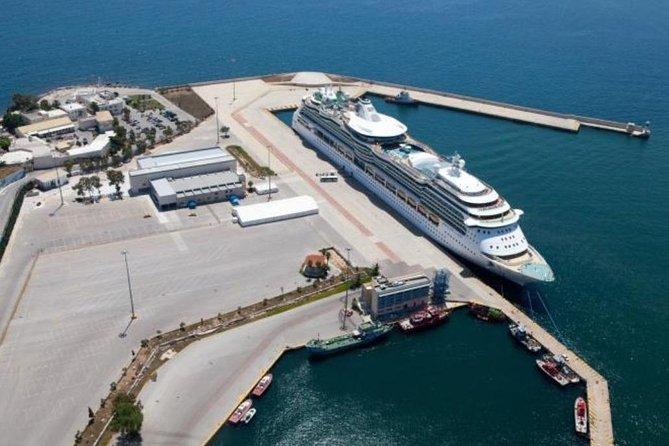 Athens Hotels & Apartements to Piraeus Cruise Terminal
