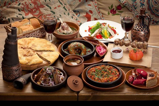 Private food tour: Russian culinary culture photo 4
