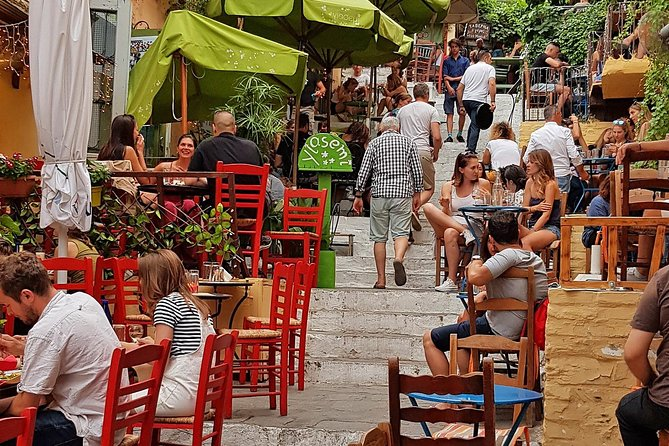 Where to eat and drink like an Athenian