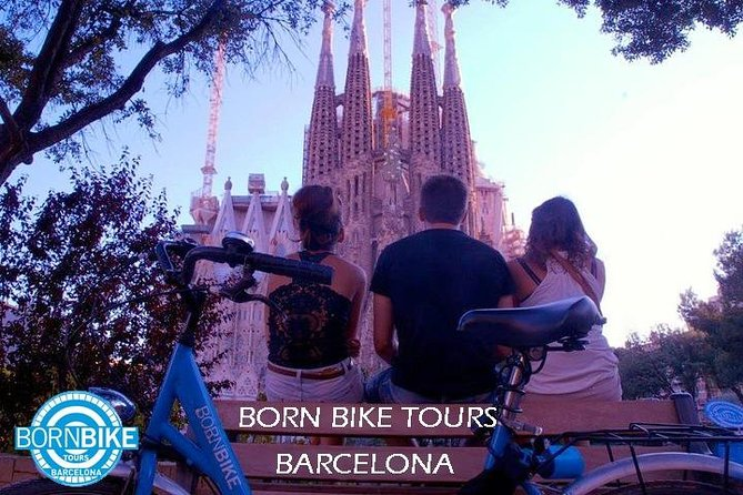 Barcelona Gothic to Modernism Bike Tour
