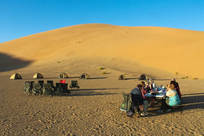 2 day tour & overnight stay in the Empty Quarter Al Khali Desert
