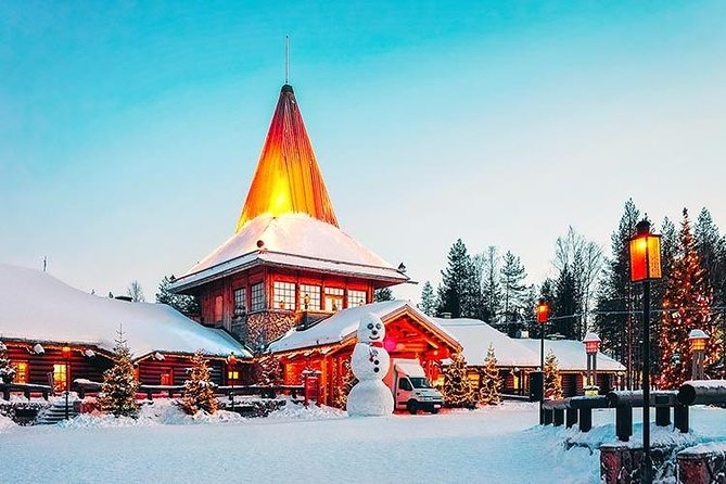 Rovaniemi Airport - Hotel - City Transfer