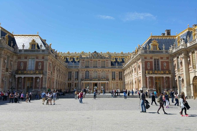 Versailles All Access & Skip the Line by Train
