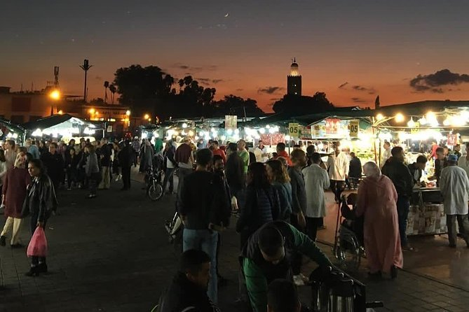 Marrakech by Night - 2.5 Hours Tour