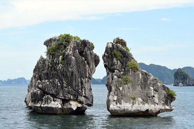 Best Halal Tour in Halong Bay With Transfer From Hanoi & Kayak & Halal Lunch photo 6