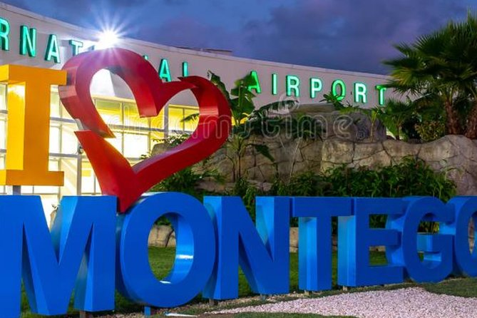 Montego Bay Airport Transfers TO/FROM Montego Bay Hotels / Villas