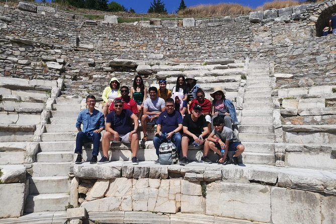 Entrance Fees are INCLUDED /Shore Ex. F/D Ephesus Tour from Kusadasi Port
