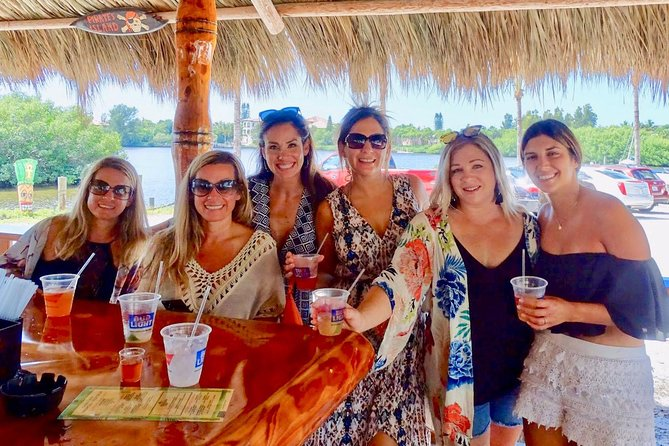 Tiki Bar Hop in Style around Sarasota